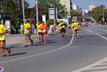 BMW Półmaraton Praski 28.08.2016