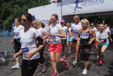 Reportaż Irena Women's Run.  Agrykola, 29.06.2014
