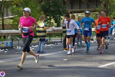 Migawki z 37. PZU Maratonu Warszawskiego