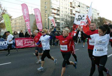 Bieg Niepodległości, 11.11.2013