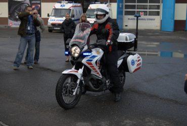M-1 Motocykl ratunkowy, Olsztyn