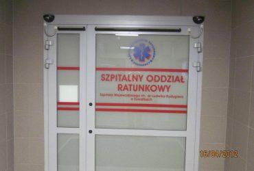 Fotoreportaż z wyremontowanego SOR-u. Suwałki, Szpital Wojewódzki im. dr. Ludwika Rydygiera