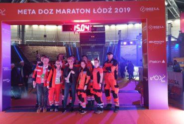Zabezpieczenie DOZ Maraton, 7.04.2019