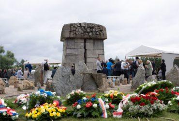 Uroczystości w Treblince, 2.08.2019