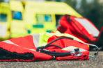 Przygotowania do epidemii COVID-19 w szpitalach Guy's and St Thomas' w Londynie