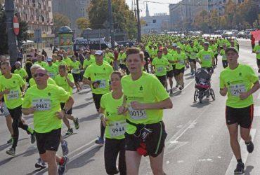 Biegnij Warszawo, 5.10.2014
