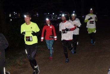 Bieg nocny On The Run 5km, 13.01.2015