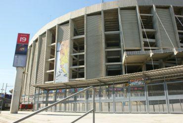 Stadion Camp Nou – Barcelona