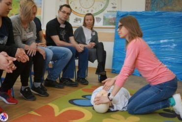 Kurs BLS-AED, 24.03.2018