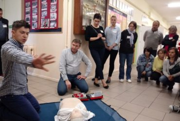 Kurs BLS-AED, 20.10.2018