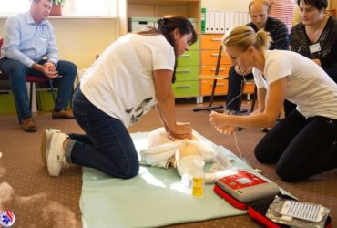 Kurs BLS-AED, 13.10.2018