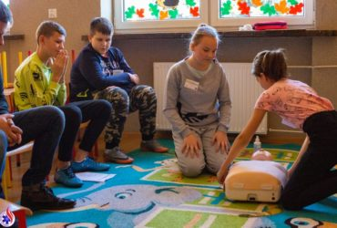 Kurs BLS-AED, 17.11.2018