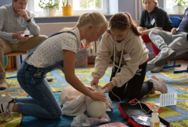 Kurs BLS-AED, 21.09.2019